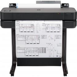 HP - Designjet T630 impresora de gran formato Wifi Inyeccin de tinta trmica Color 2400 x 1200 DPI 610 x 1897 mm Ethernet