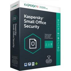 Kaspersky Lab - Small Office Security 7 Licencia bsica 7 licencias 1 aos