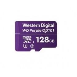 Western Digital - WD Purple SC QD101 memoria flash 128 GB MicroSDXC Clase 10