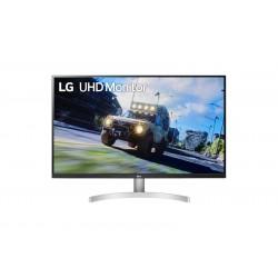 LG - 32UN500-W pantalla para PC 80 cm 315 3840 x 2160 Pixeles 4K Ultra HD Negro Blanco