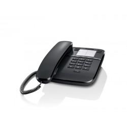 Gigaset - DA310 Telfono analgico Negro