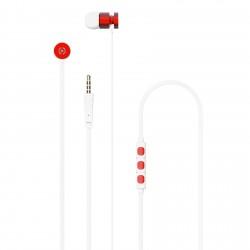 Celly - UP1000 Auriculares Dentro de odo Rojo