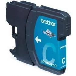 Brother - LC-1100HYC cartucho de tinta Original Cian 1 piezas