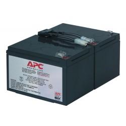 APC - RBC6 batera para sistema ups Sealed Lead Acid VRLA