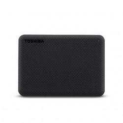 Toshiba - Canvio Advance disco duro externo 4000 GB Negro