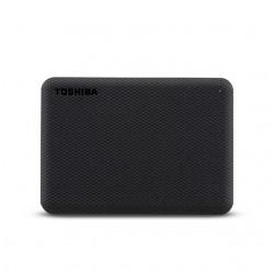Toshiba - Canvio Advance disco duro externo 2000 GB Negro
