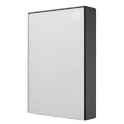 Seagate - One Touch STKC5000401 disco duro externo 5000 GB Plata