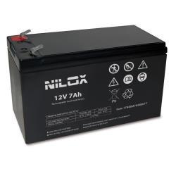 Nilox - BATTERIA PER UPS 12V 7AH