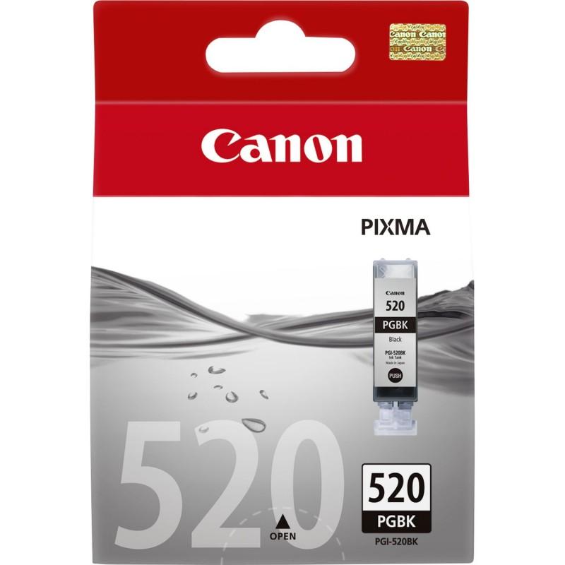 Canon - PGI-520BK Original Foto negro 1 piezas