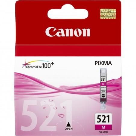 Canon - CLI-521 M Original Magenta 1 piezas