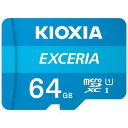 Kioxia - Exceria memoria flash 64 GB MicroSDXC UHS-I Clase 10