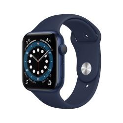 Apple - Watch Series 6 OLED 40 mm Azul GPS satlite