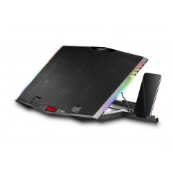 Mars Gaming - MNBC5 soporte para ordenador porttil Negro 439 cm 173
