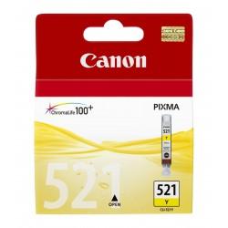 Canon - CLI-521 Y Original Amarillo 1 piezas