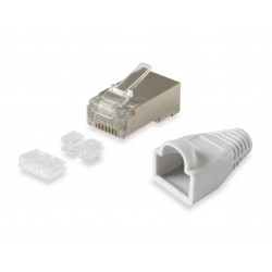 Equip - 121181 conector RJ45 Plata