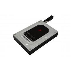 Kingston Technology - 25 - 35 SATA Drive Carrier Universal Funda de disco duro