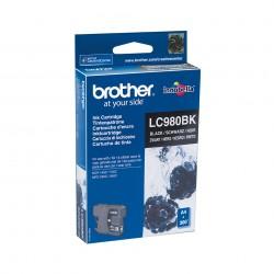 Brother - LC-980BK cartucho de tinta Original Negro 1 piezas