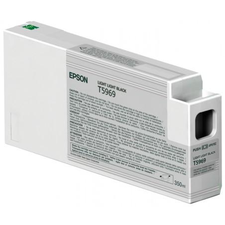 Epson - Cartucho T596900 gris claro