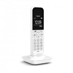 Gigaset - CL390 Telfono DECT/analgico Blanco Identificador de llamadas
