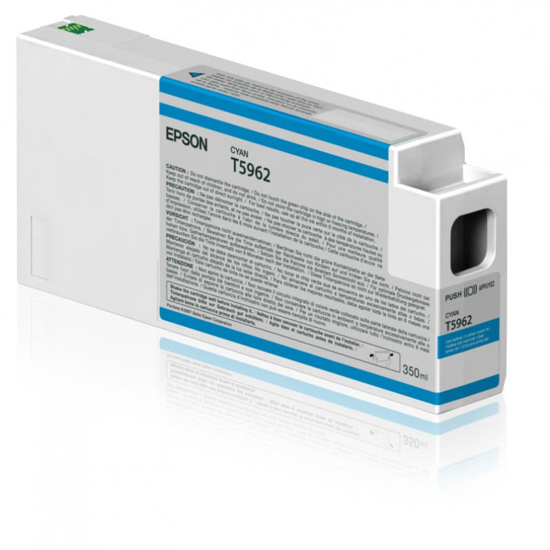 Epson - Cartucho T596200 cian