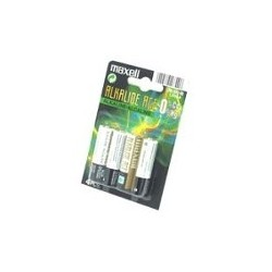 Maxell - Alkaline Ace LR6 Batera de un solo uso Alcalino