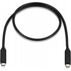 HP - 3XB94AA cable Thunderbolt 07 m Negro