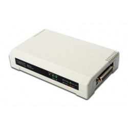 Digitus - DN-13006-1 servidor de impresin LAN Ethernet Blanco