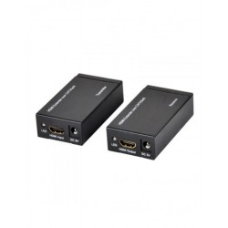 Ewent - EWENT KIT EXTENSOR HDMI POR CABLE UTP HASTA 60 METROS