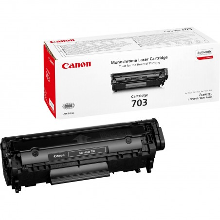 Canon - 703 1 piezas Original Negro