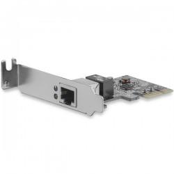 StarTechcom - Tarjeta de Red PCI Express de 1 Puerto Gigabit Ethernet RJ45 - Adaptador NIC PCI-e - Perfil Bajo