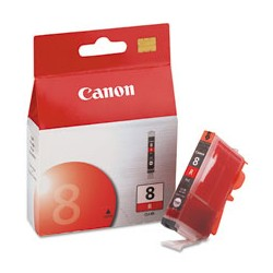 Canon - CLI-8R Original Rojo 1 piezas