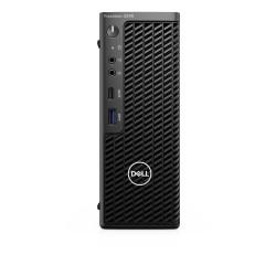 DELL - Precision 3240 i7-10700 CFF Intel Core i7 de 10ma Generacin 16 GB DDR4-SDRAM 512 GB SSD Windows 10 Pro Puesto - 733CR