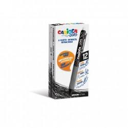 Carioca - OOPS Negro 12 piezas - 43043/01