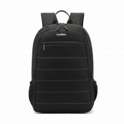 CoolBox - COO-BAG15-2N maletines para porttil 396 cm 156 Mochila Negro