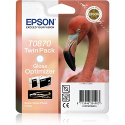 Epson - Flamingo Cartucho T0870 optimizador de brillo - C13T08704020
