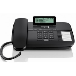 Gigaset - DA710 Telfono DECT Negro