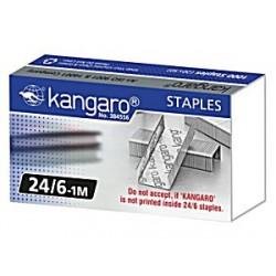 Kangaro - CAJA 1000 GRAPAS 24/6-1M KANGARO KG2461M