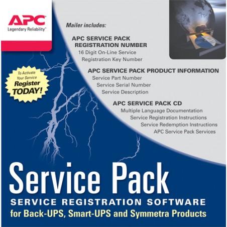 APC - Service Pack 1 Year Extended Warranty - WBEXTWAR1YR-SP-05