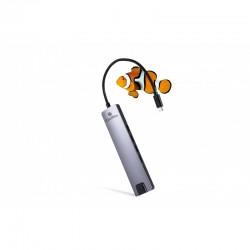 CoolBox - HUB USB-C miniDOCK 9 en 1