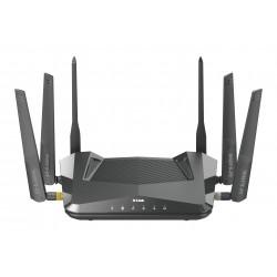 D-Link - DIR-X5460 router Gigabit Ethernet Negro