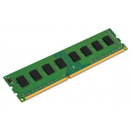 Kingston Technology - ValueRAM 4GB DDR3-1600 mdulo de memoria 1 x 4 GB 1600 MHz