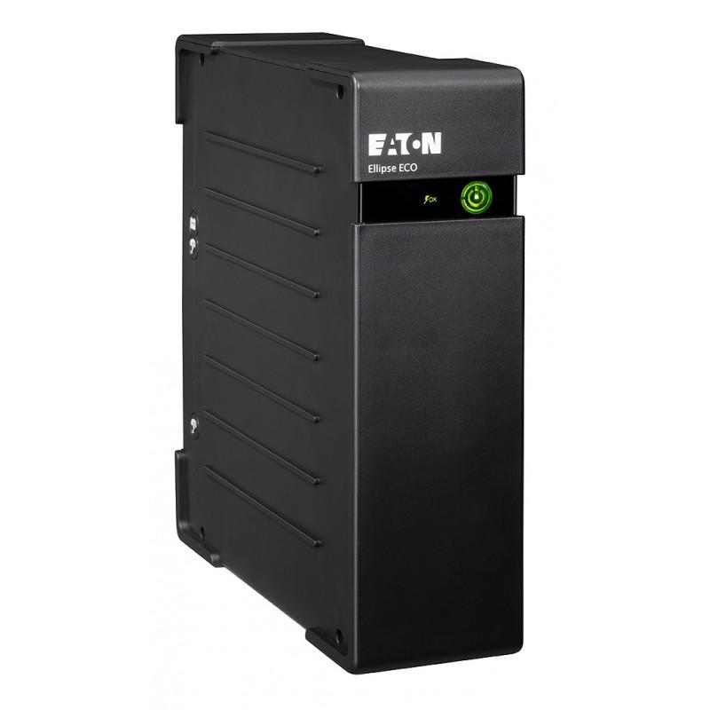 Eaton - Ellipse ECO 650 DIN sistema de alimentacin ininterrumpida UPS En espera Fuera de lnea o Standby Offline 650 VA 4