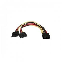 3GO - CPSATAY cable de SATA Negro Rojo Amarillo