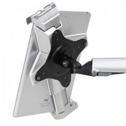 Ergotron - 45-460-026 mueble y soporte para dispositivo multimedia Carro para administracin de tabletas Plata