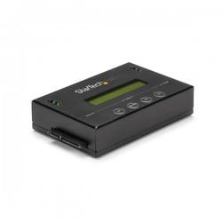 StarTechcom - Duplicador Clonador Autnomo Externo de Discos Duros HDD SATA de 14GBpm - Borrador Sanitizer
