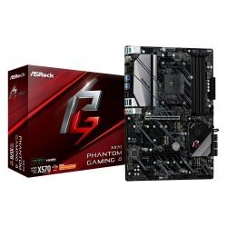 Asrock - X570 Phantom Gaming 4 Zcalo AM4 ATX AMD X570