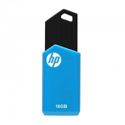 HP - v150w unidad flash USB 16 GB USB tipo A 20 Negro Azul