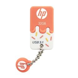HP - x778w unidad flash USB 32 GB USB tipo A 32 Gen 1 31 Gen 1 Naranja Blanco