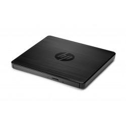 HP - Unidad externa USB DVDRW unidad de disco ptico DVDRW Negro