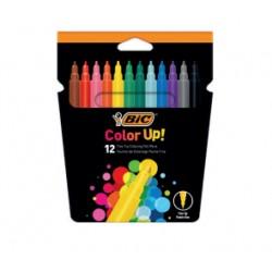 BIC - 950542 rotulador Medio Multicolor